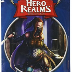 White Wizard Games WWG504 Hero Realms Thief Pack Card Game