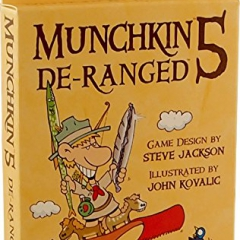 Munchkin 5 Revised Color