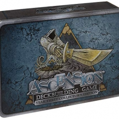 Ultra Pro UPE10074 Ascension Year Three Collector's Edition Board Game