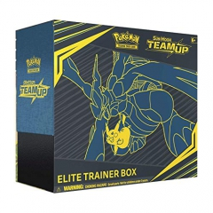 Pokemon POK80498 TCG: Sun and Moon 9 Team Up Elite Trainer Box, Multi