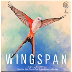 Wingspan 2nd Edition - Stonemaier Games STM910