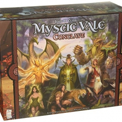 Alderac Entertainment Group AEG7016 Mystic Vale: Conclave Expansion Collector Box, Mixed Colours