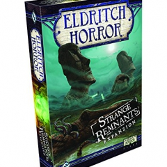 Eldritch Horror: Strange Remnants Board Game Expansion
