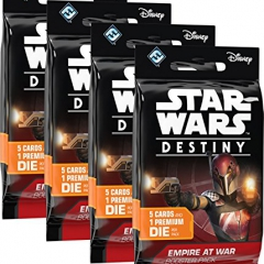 Star Wars Destiny: Empire at War (4 x Booster Packs)