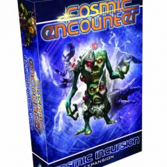 Cosmic Encounter Expansion: Cosmic Incursion
