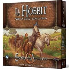 El Hobbit - Sobre La Colina y Bajo La Colina - El Señor de los Anillos LCG (Español)