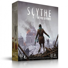 Scythe: The Rise of Fenris - English