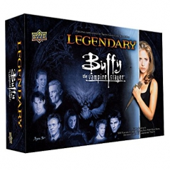 Upper Deck Entertainment UPD86732 Legendary Buffy The Vampire Slayer Building Game