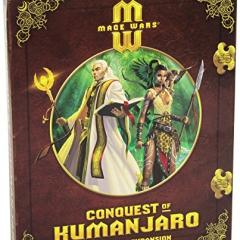 Arcane Wonders Mage Wars Conquest of Kumanjaro Expansion Board Game