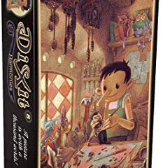 Libellud ASMDIX10EN Dixit Harmonies Expansion, Mixed Colours