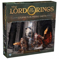 Fantasy Flight Games | The Lord of the Rings: Journeys in Middle-earth – Shadowed Paths Expansion | Board Game | Ages 14+ | 1 to 5 Players | 60 to 120 Minutes Playing Time