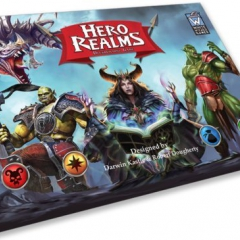 Hero Realms Deckbuilding Game - English