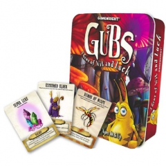 Gamewright 244 Gubs Card Game