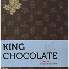 Mayfair Games King Chocolate Board Game