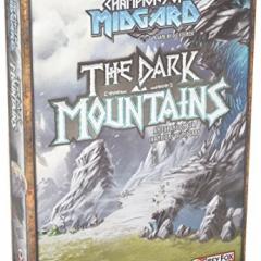 Grey Fox Games ChampionsofMidgard: the Dark Mountains Expansion Game