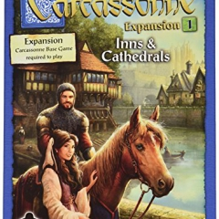 Carcassonne Expansion #1: Inns & Cathedrals