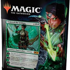 Magic The Gathering MTG - Core Set 2019 1 Planeswalker Deck (Vivien)