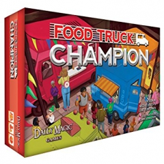 Cryptozoic Entertainment DMGFTC001 Food Truck Champion, Multicoloured