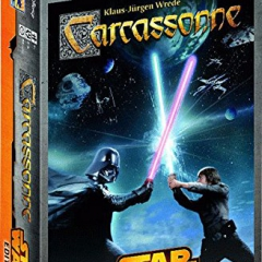Star Wars Carcassonne [English/German/French/Italian]