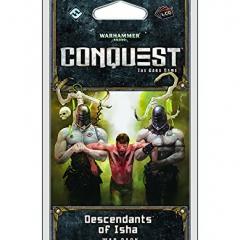 Warhammer 40k Conquest Lcg: Descendants of Isha War Pack