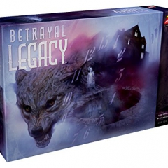 Betrayal Legacy, Avalon Hill HASC45950000