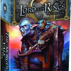 The Lord of the Rings Lcg: The Morgul Vale Adventure Pack