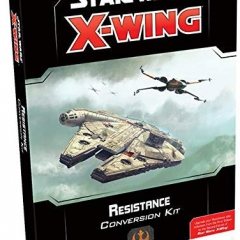 Star Wars X-Wing Resistance Conversion Kit
