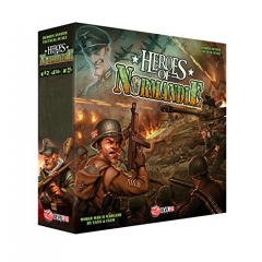 Heroes of Normandie Board Game