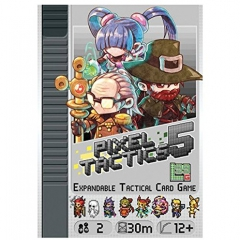 Pixel Tactics 5 - Card Game Expansion