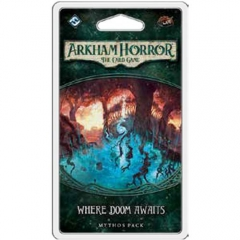 Arkham Horror The Card Game Where Doom Awaits