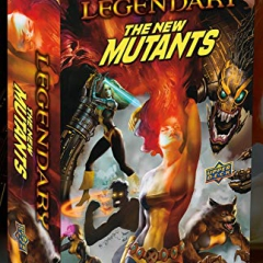 Marvel Legendary - New Mutants Small Box Expansion