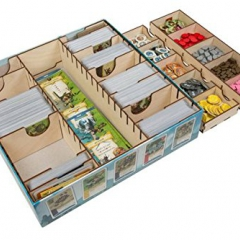 Broken Token Box Organizer for Imperial Settlers