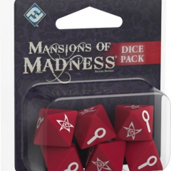 Mansions of Madness Dice Pack 2nd Ed