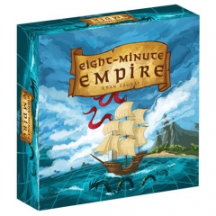 Eight-Minute Empire Board Game