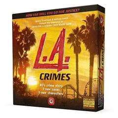 Portal Games POG1924 Detective: L.A. Crimes Expansion, Mixed Colours