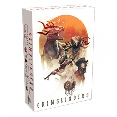Greenbrier Games Grimslingers 3rd Edition Board Games