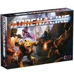 Adrenaline Board Game (English)