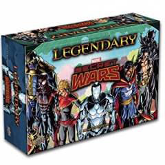 Upper Deck Entertainment UPD83866 Legendary: Secret Wars Expansion