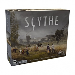 SCYTHE board game - FRENCH retail edition