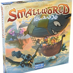 Days of Wonder DOW790025 Small World Sky Islands, Multicolour