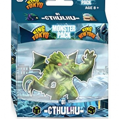 King of Tokyo: Cthulhu Monster Expansion Pack
