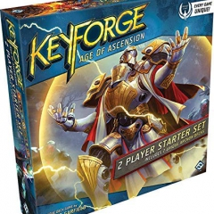 KeyForge Age of Ascenscion 2 Player Starter Set Board Game