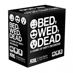 Bed, Wed, Dead: A Game of Dirty Decisions