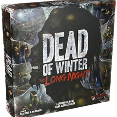 Plaid Hat Games PHG10001 Dead of Winter The Long Night Game