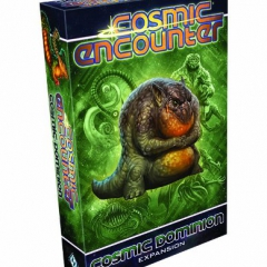 Cosmic Encounter Expansion: Cosmic Dominion