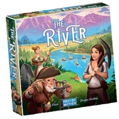 The River Board Game by Days of Wonder DOW8701