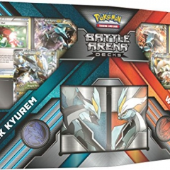Pokemon Black vs White Kyurem Battle Arena Deck