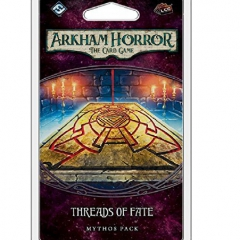 Fantasy Flight Games Threads of Fate Mythos Pack - Arkham Horror: the Card Game Expansion