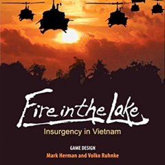 GMT Games Fire in The Lake Board Game