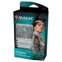 Magic: The Gathering Elspeth, Undaunted Hero Planeswalker Deck | Theros Beyond Death | 60-Card Starter Deck